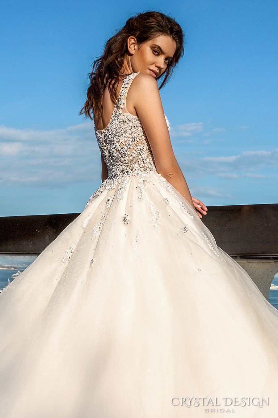 crystal-design-2017-bridal-sleeveless-with-strap-scoop-necklne-heavily-embellished-bodice-romantic-a-line-wedding-dress-scoop-back-royal-long-train-carven-zbv