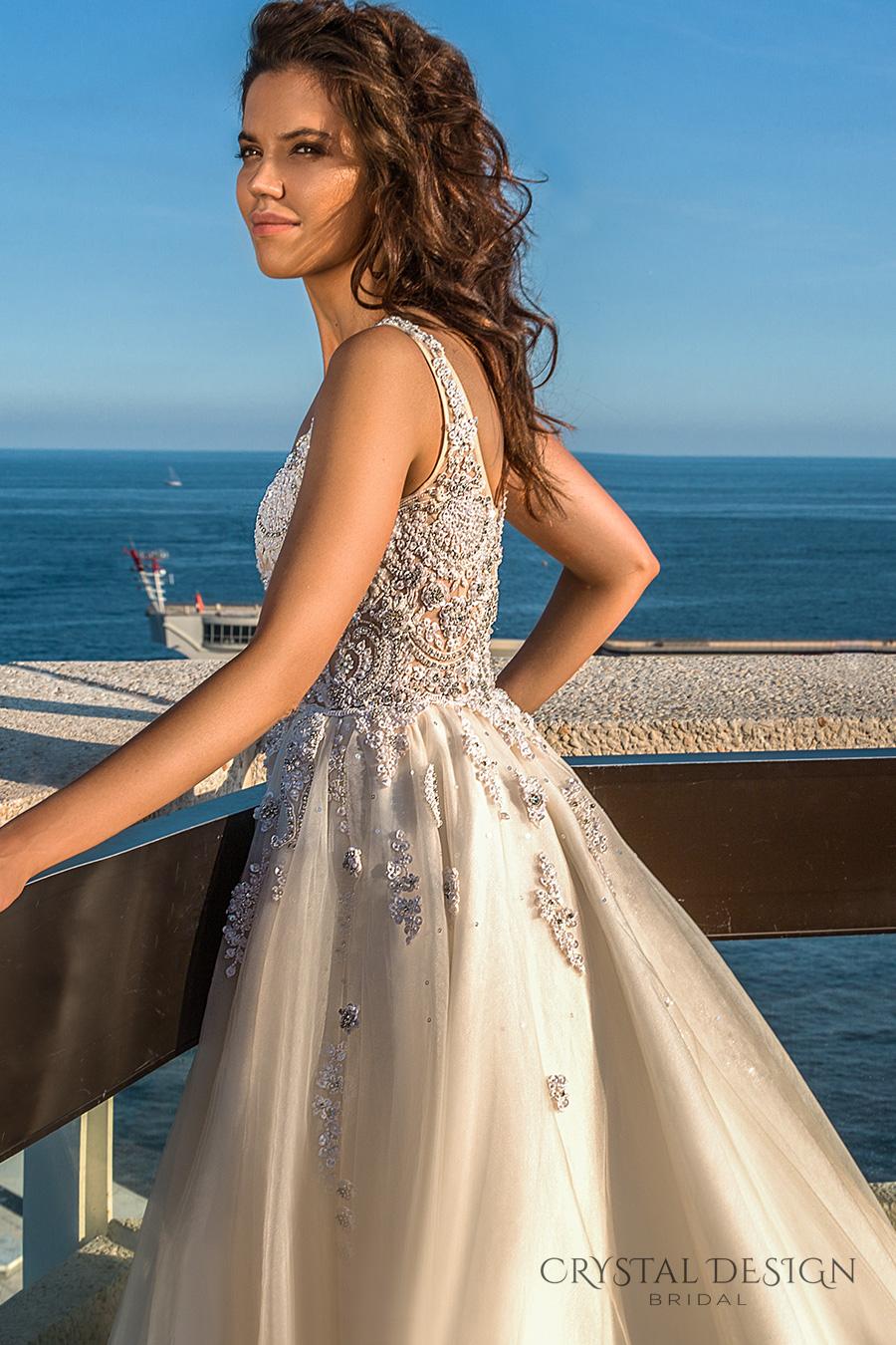 crystal-design-2017-bridal-sleeveless-with-strap-scoop-necklne-heavily-embellished-bodice-romantic-a-line-wedding-dress-scoop-back-royal-long-train-carven-zsdv